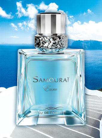 Samourai Euro | サムライ ユーロ オードトワレ