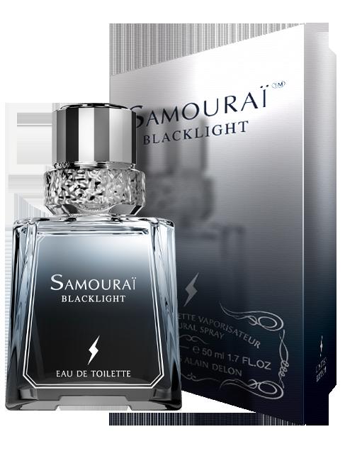 Samouraï Blacklight | サムライ ブラックライト オードトワレ