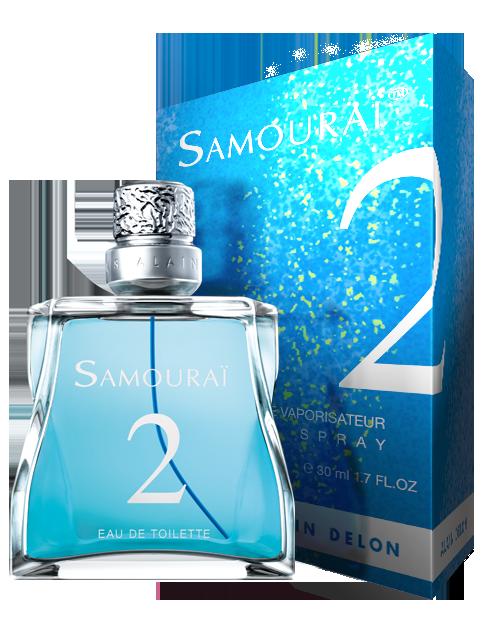 Samourai 2 | サムライ 2 オードトワレ