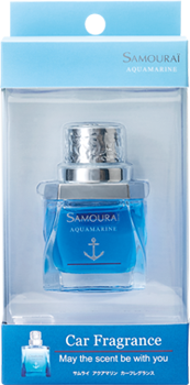 Samouraï Aquamarine Car Fragrance | サムライ アクアマリン カーフレグランス