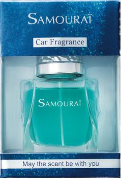 Samouraï Car Fragrance Stand Type | サムライ カーフレグランス 置き型
