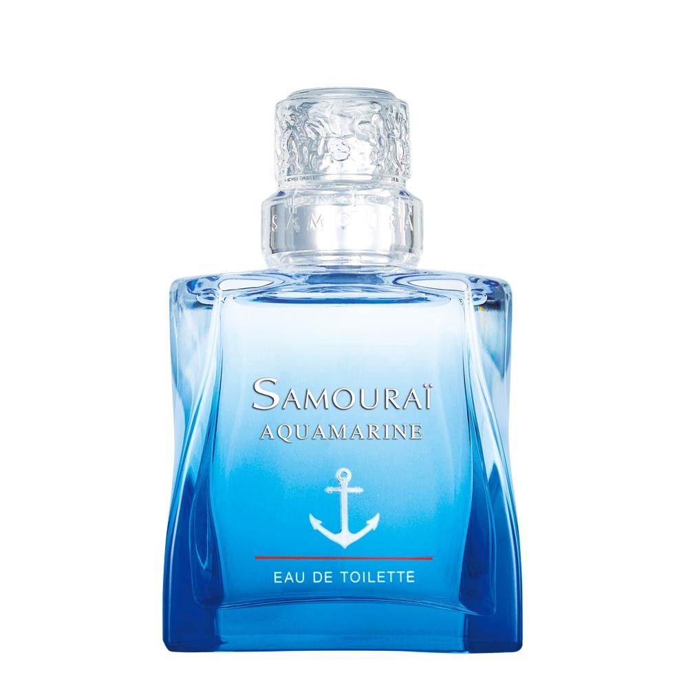 Samourai Aquamarine | サムライ アクアマリン オードトワレ