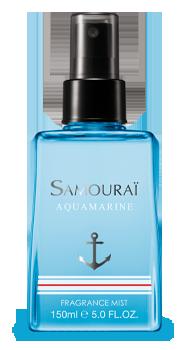 Samouraï Aquamarine Fragrance Mist | サムライ アクアマリン フレグランスミスト
