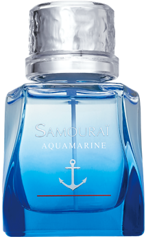 Samouraï Aquamarine Car Fragrance Stand Type | サムライ アクアマリン カーフレグランス 置き型
