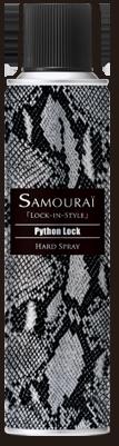 Samouraï Lock in Style Hard Spray Python Lock | サムライ ロック イン スタイル ハードスプレー パイソンロック