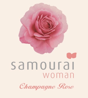 Champagne Rose logo