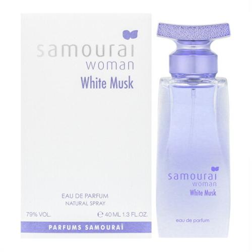 サムライウーマン ホワイトムスク オードパルファム • Samourai Woman White Musk Eau de Parfum